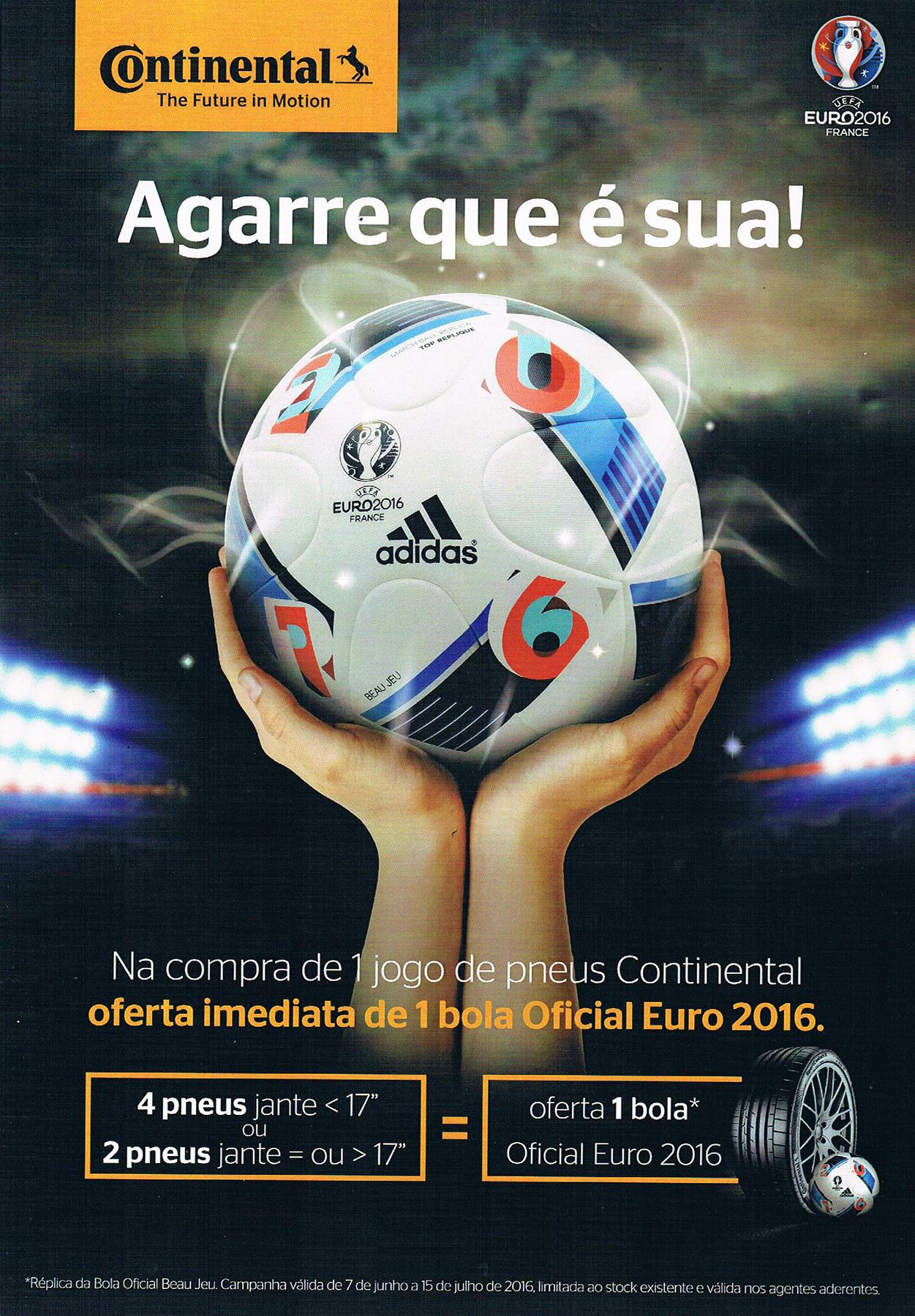 Continental Euro 2016